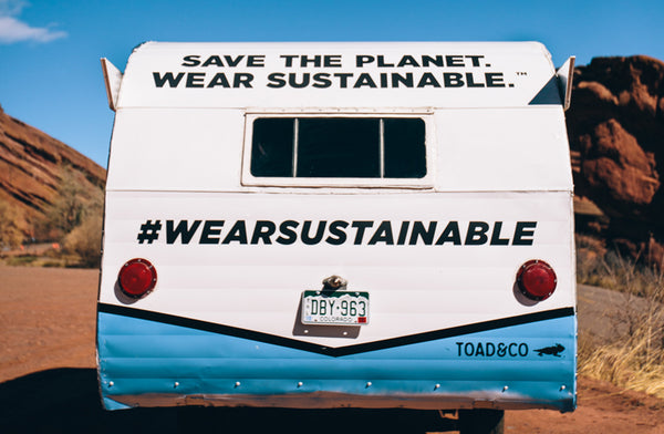 Save the Planet, Wear Sustainable Tour: Meet Our New Master Roadtrippers