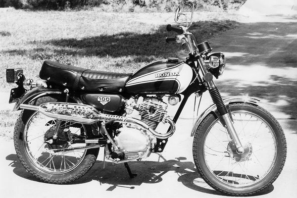 Ride On: The Origin of Scrambler Motorcycles