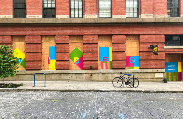 Bringing Optimism to our Cities: One Color at a Time