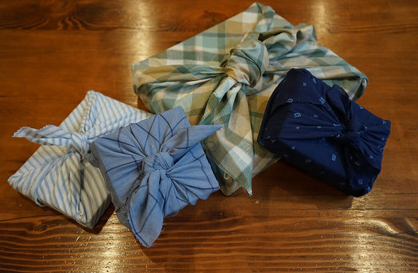 Japanese Furoshiki (or How to Wrap a Gift in Cloth)