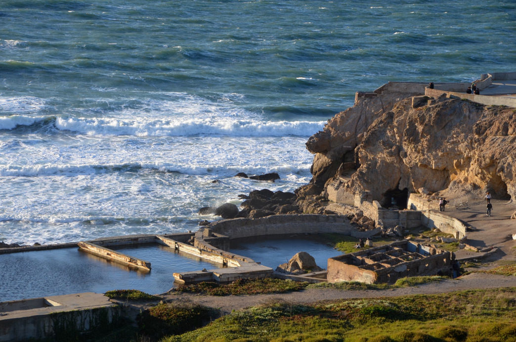 Lands End is a great place for a hike near the city.
