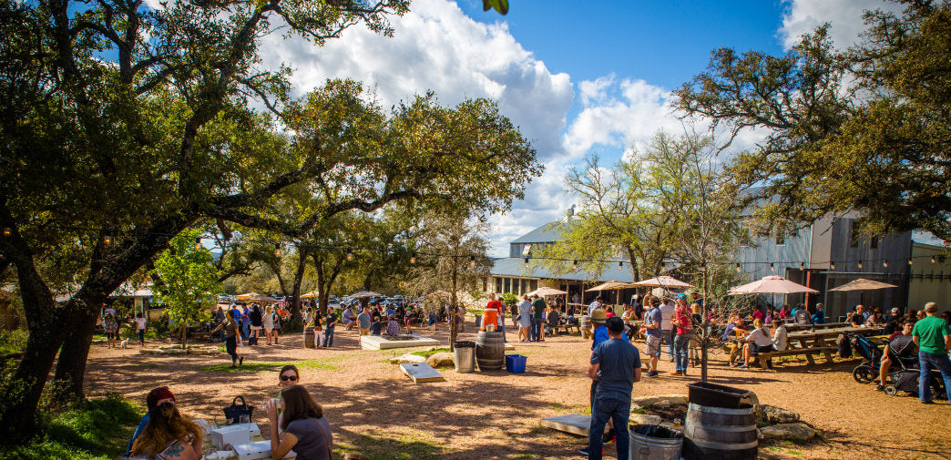 The Jester King Brewery is well known for it's sour beers.