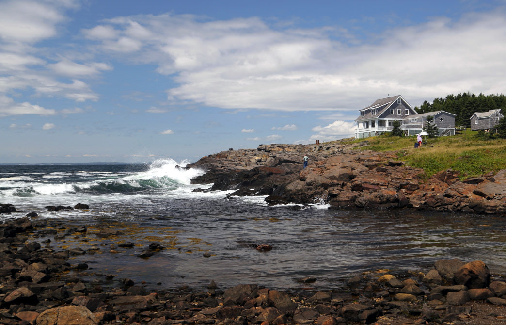Lobster Cove Trail on Monhegan Island is the perfect scenic day hike.