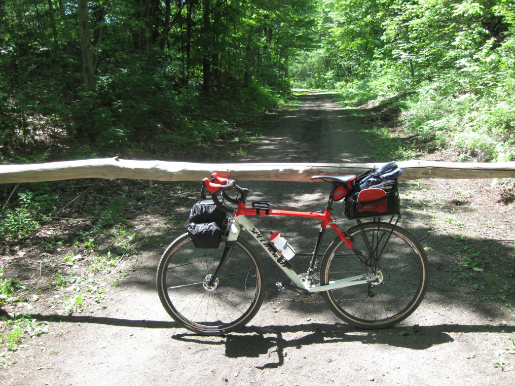 The White Pine Trail is Michigan's second longest rail-trail.