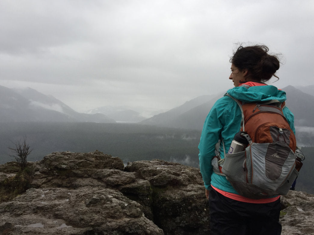 Rattlesnake Ledge is a great spot to sit back and take in the view with a brew.