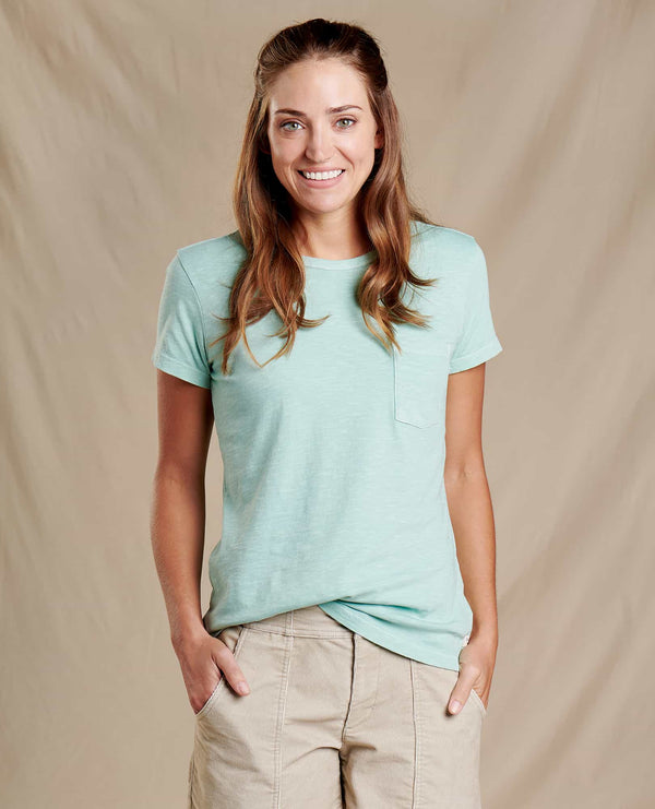 Women's Primo Short Sleeve Crew