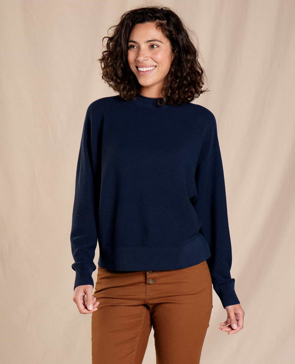 Lily Mock Neck Sweater