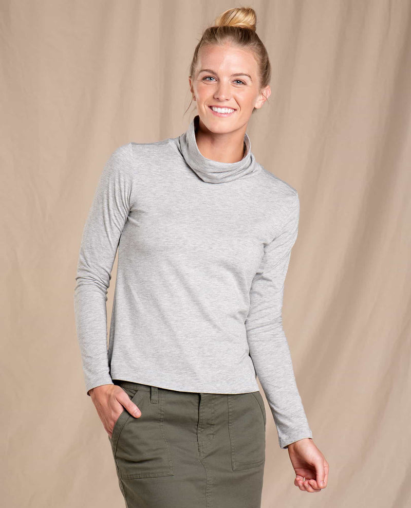 Maisey Long Sleeve T-Neck