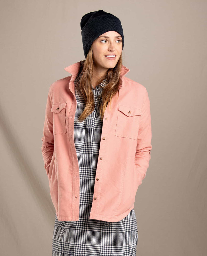 Women's Morrison Shirt Jacket