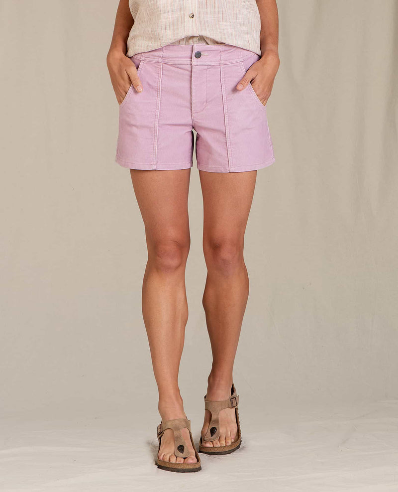 Women's Coaster Cord Short