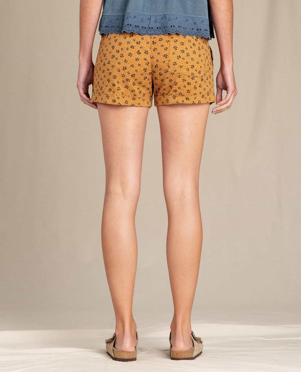 Women's Taj Hemp Short