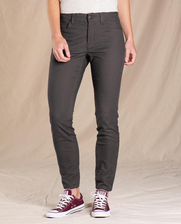 Earthworks 5 Pocket Skinny Pant