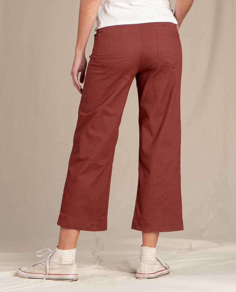 Earthworks Wide Leg Pant