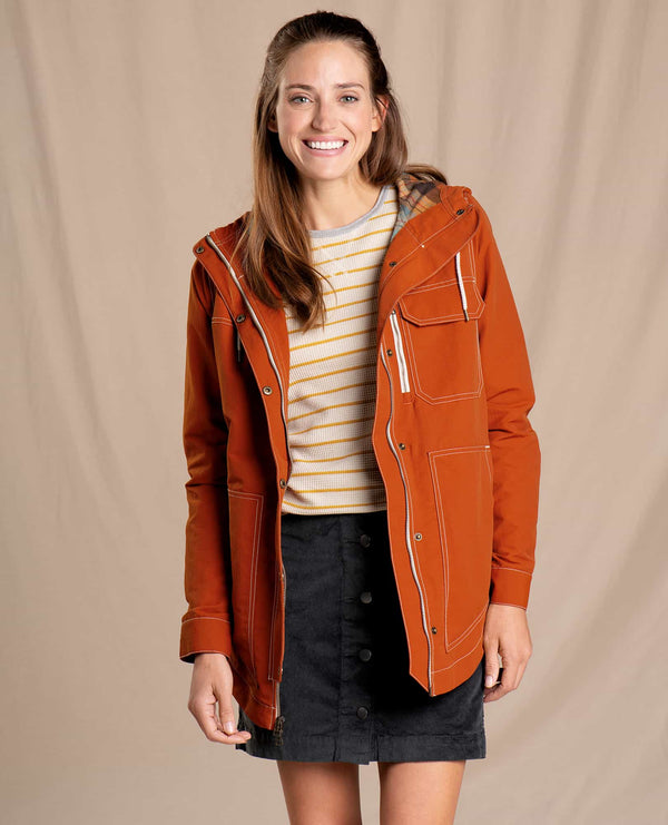 Women's Forester Pass Parka