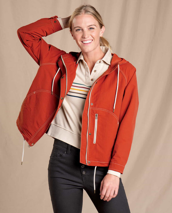 Women's Forester Pass Raglan Jacket