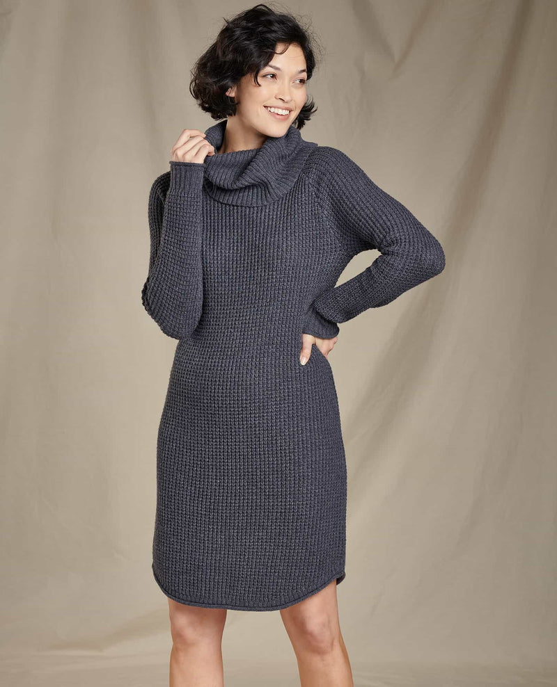 Chelsea Turtleneck Dress