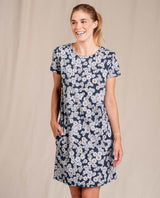 Windmere II Short Sleeve Dress