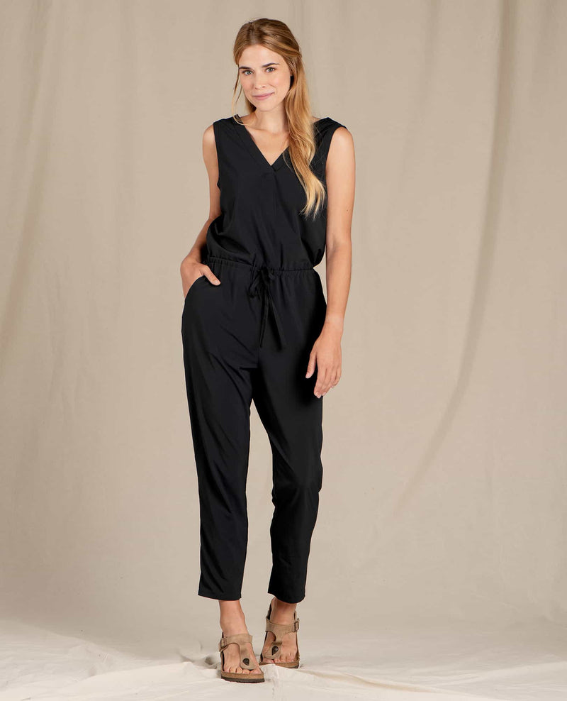Sunkissed Liv Sleeveless Jumpsuit