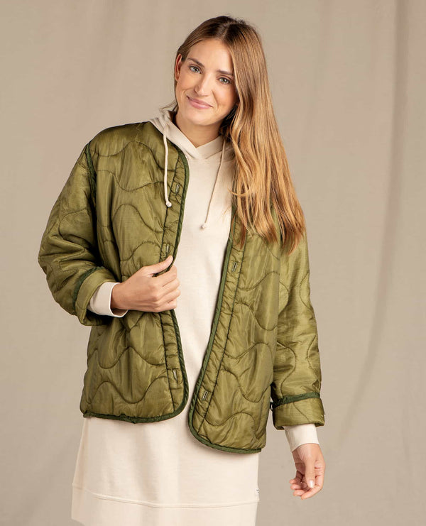 Women's Vintage Military Liner