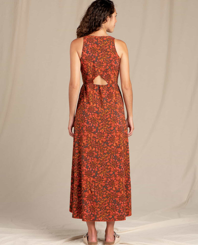 Sunkissed Maxi Dress