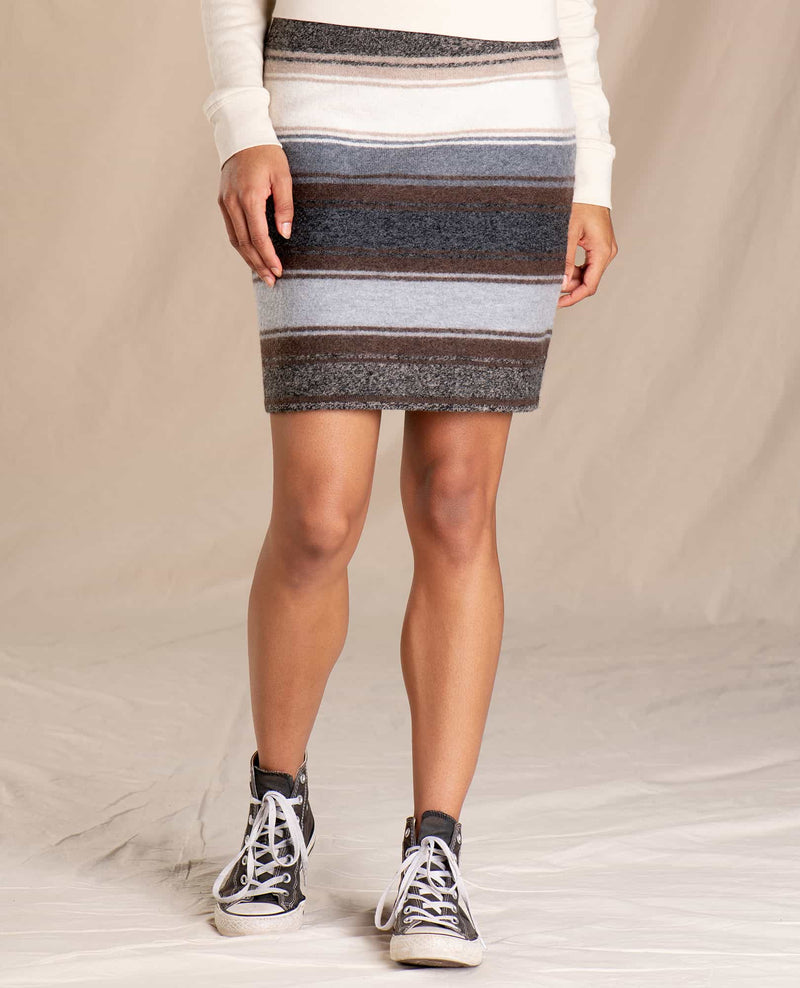 Heartfelt Sweater Skirt