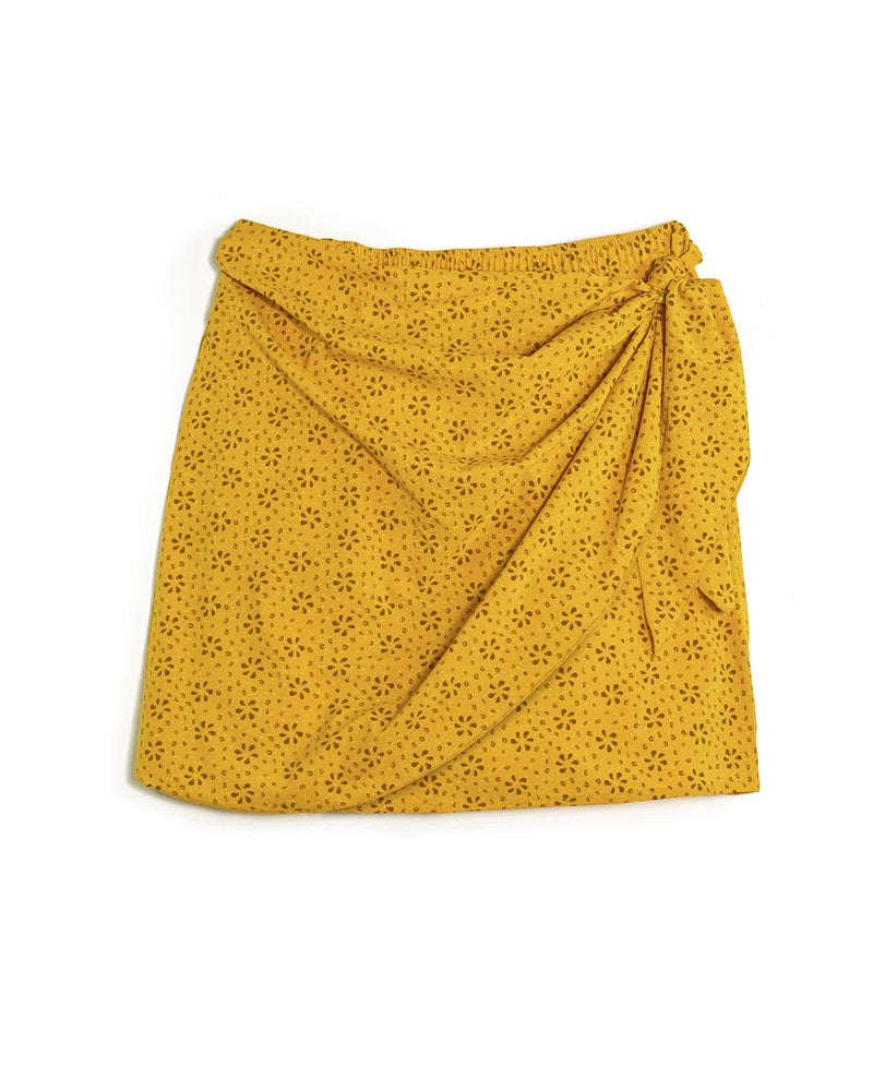 Sunkissed Wrap Skirt