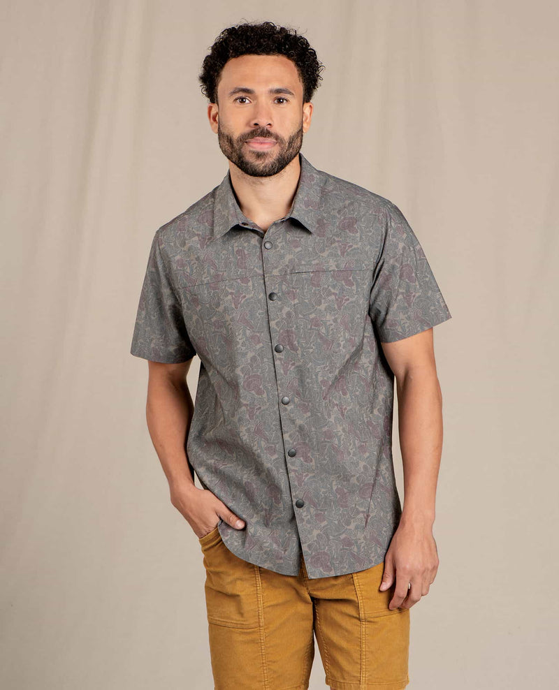 Boundless Short Sleeve Shirt