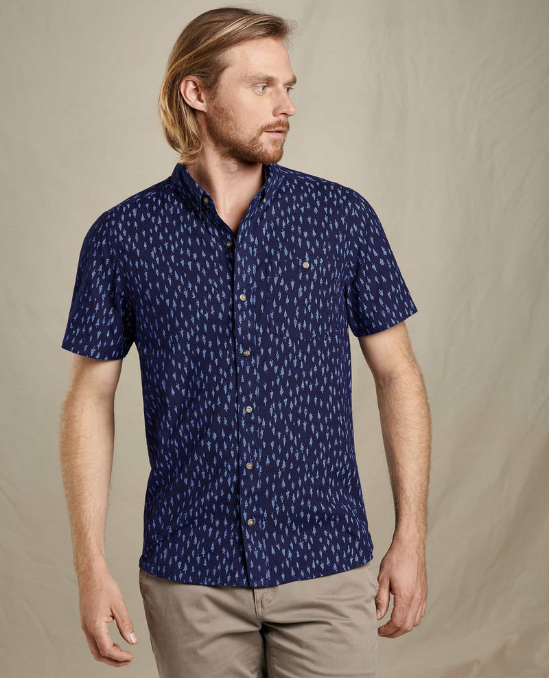 Mattock II Short Sleeve Shirt Slim