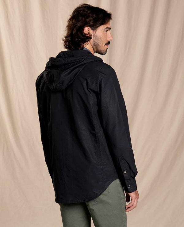 Mcway Hooded Shirt Jacket