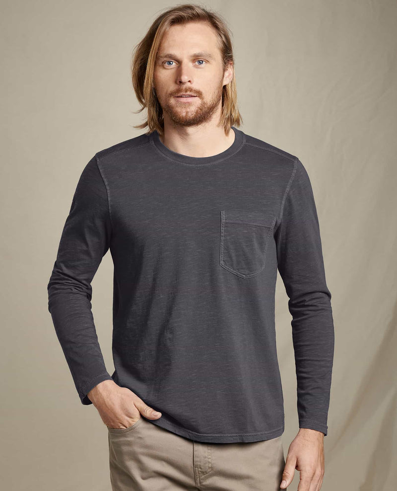 Men's Primo Long Sleeve Crew