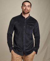 Men's Cruiser Cord Long Sleeve Shirt