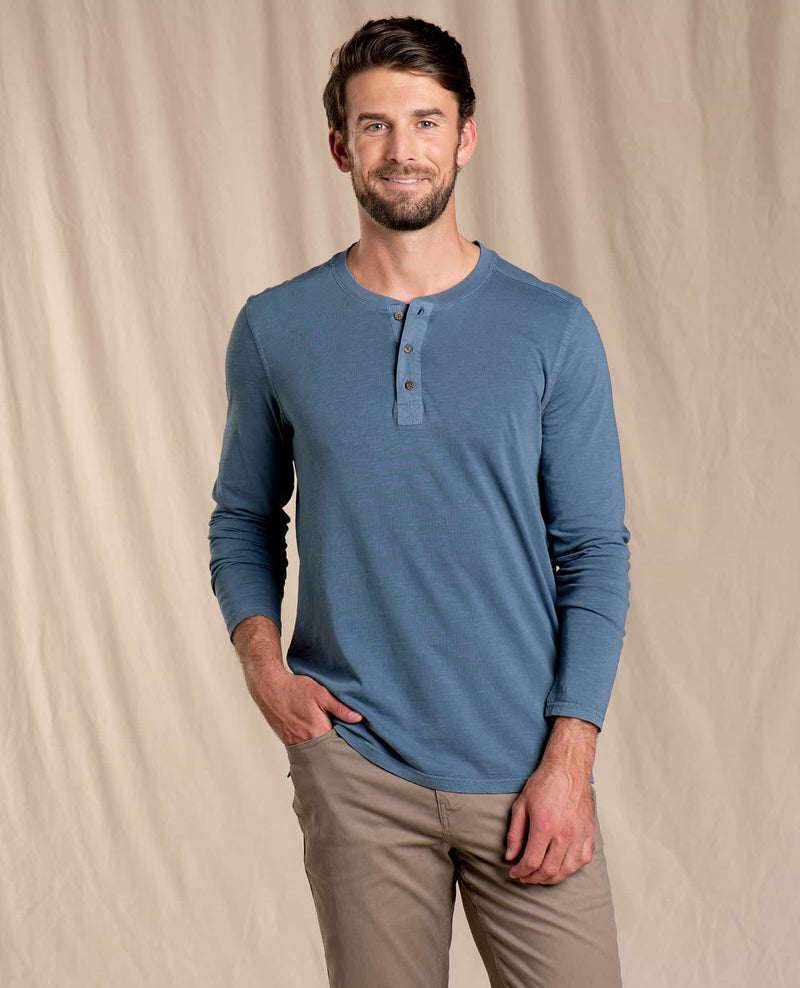 Men's Primo Long Sleeve Henley