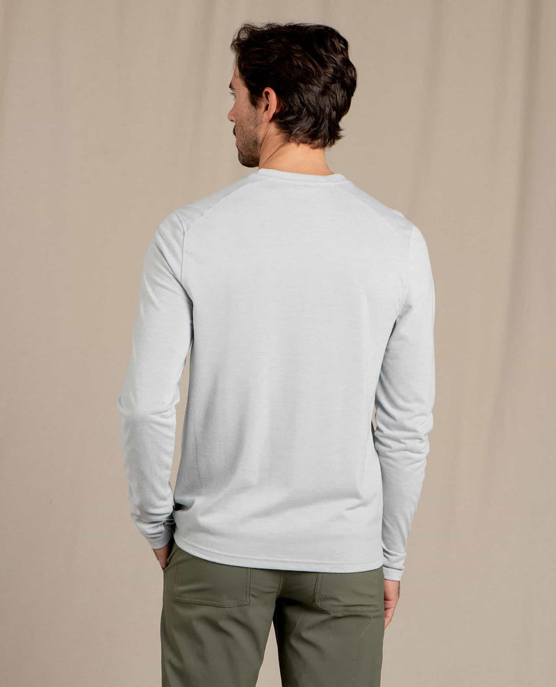 Debug Lightweight Long Sleeve Crew