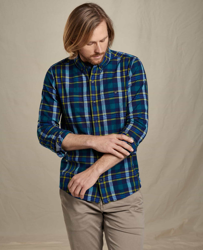 Mattock II Long Sleeve Slim Shirt