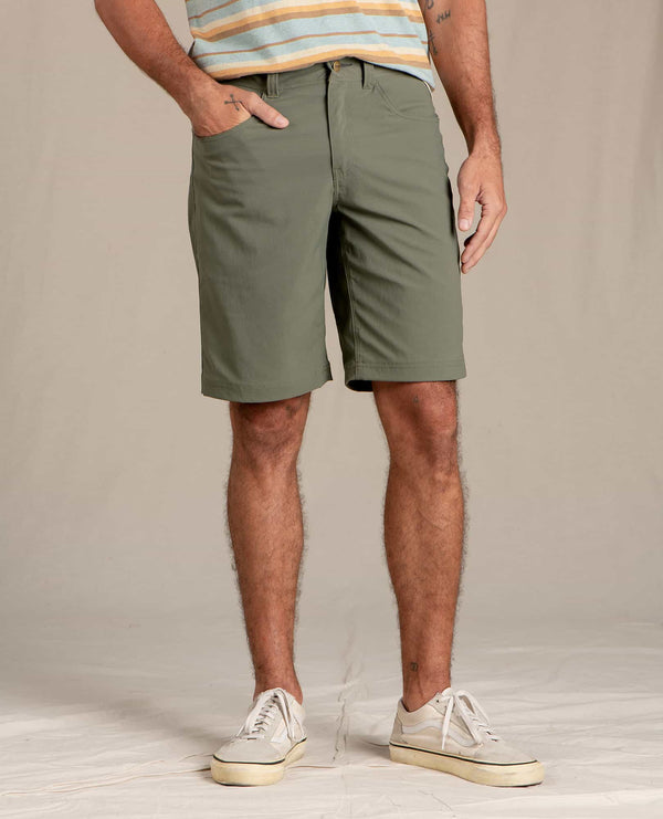Rover Canvas Short