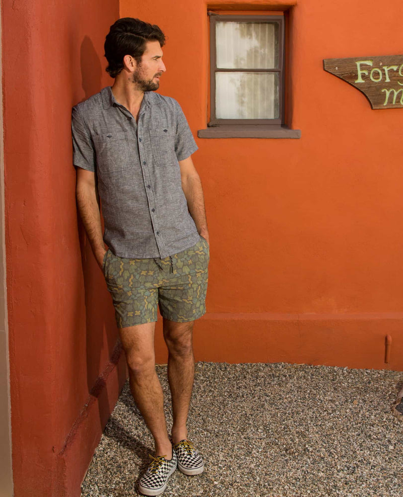 Men's Boundless Pull-On Short