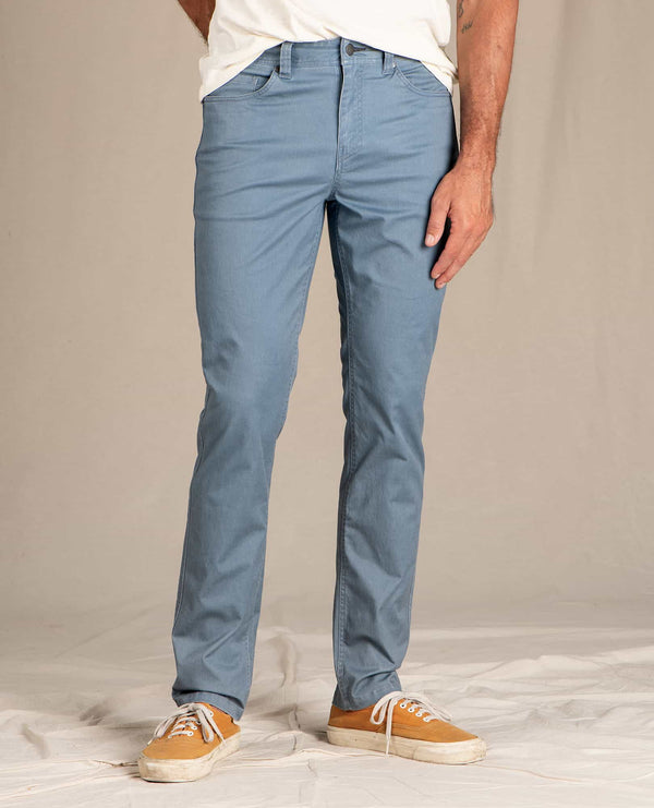 5 Pocket Mission Ridge Pant Lean