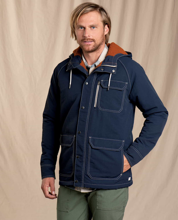 Men's Forester Pass Sherpa Parka
