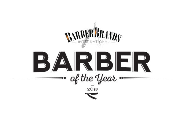 Barber Brands Barber of the Year 2019