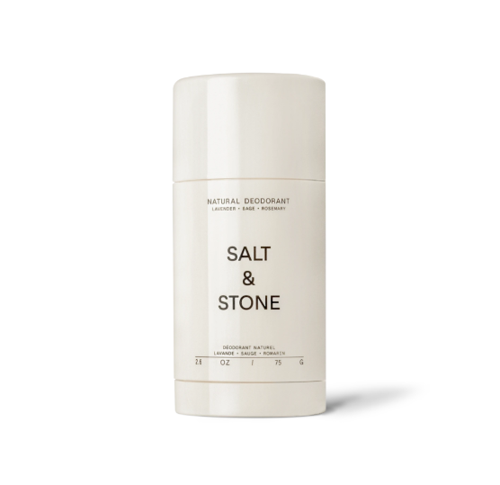 Salt & Stone All Natural Deodorant Lavender, Sage & Rosemary