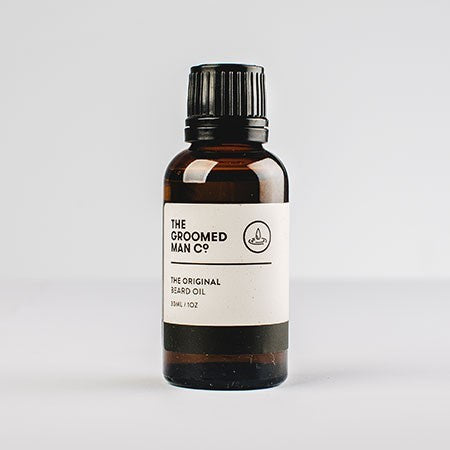 The Groomed Man Co - The Original Beard Oil / 30ml