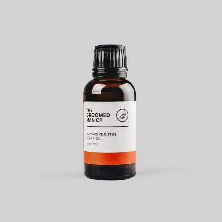 The Groomed Man Co - Mangrove Citrus Beard Oil / 30ml