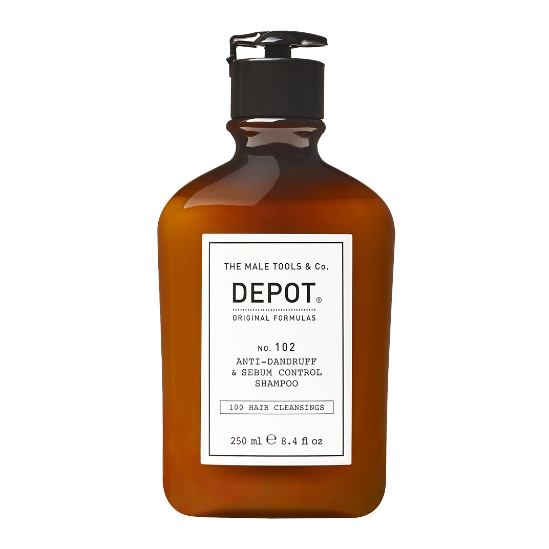 Depot No.102 Anti-Dandruff & Sebum Control Shampoo 250ml