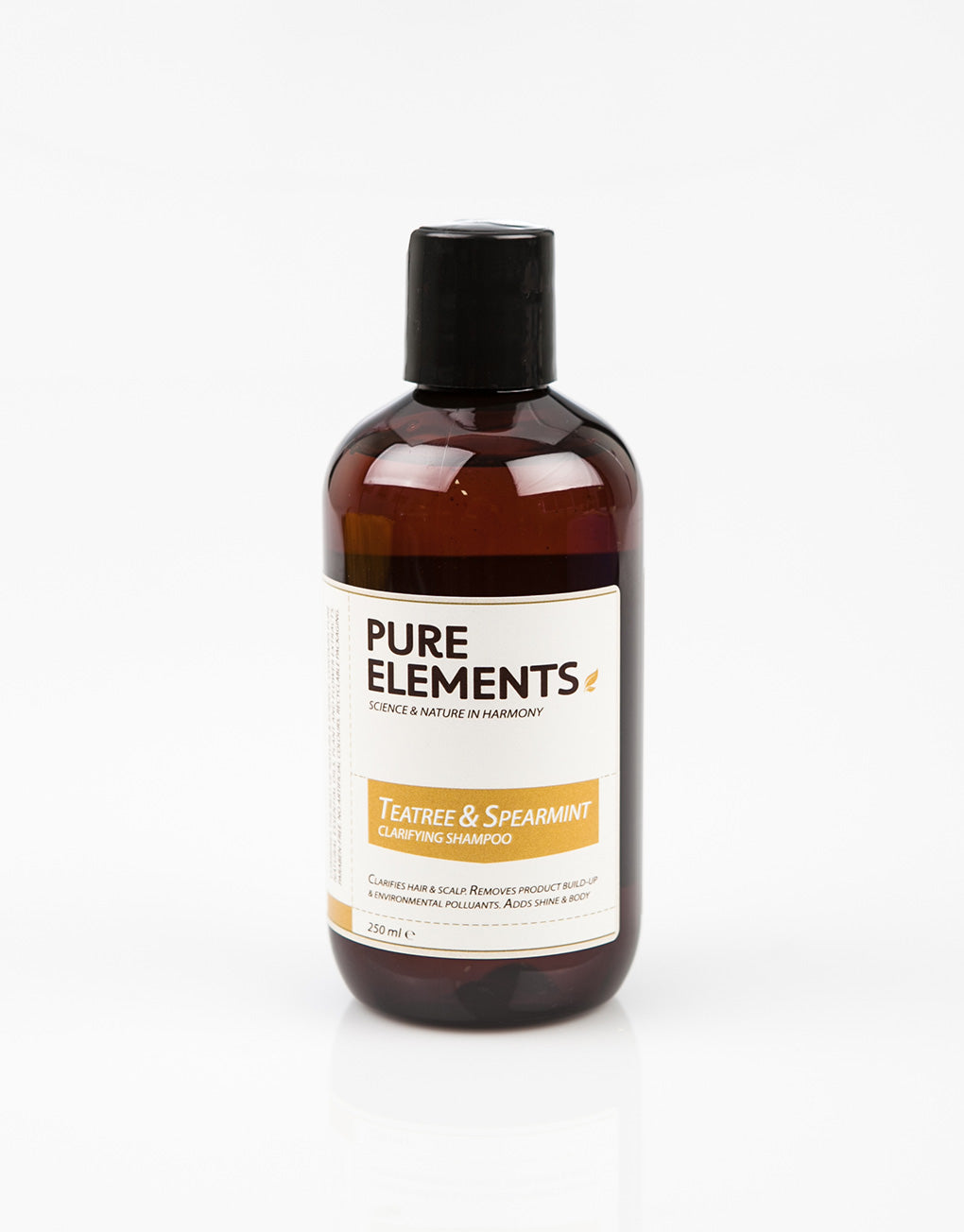 Pure Elements Tea Tree & Spearmint Shampoo 250 ml