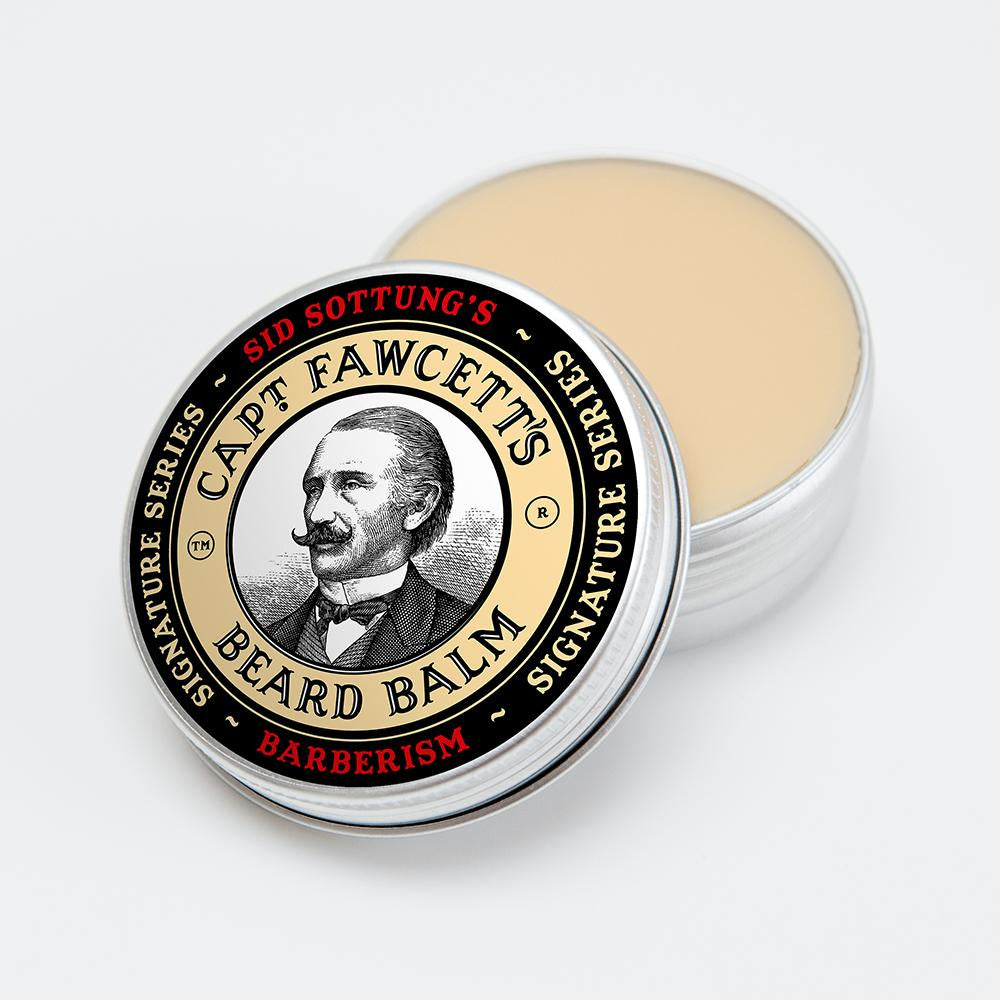 Captain Fawcetts Sid Sottung Barberism™ Beard Balm