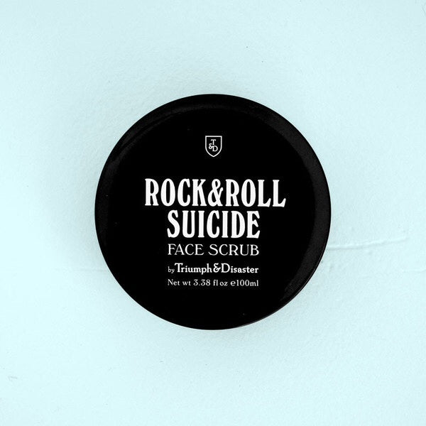 Triumph & Disaster Rock n Roll Suicide Scrub
