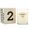 Baxter White Wood Two soy Wax Candle