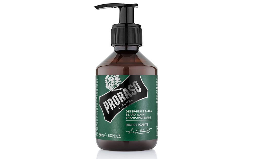 Proraso Eucalyptus & Rosemary Beard Wash 200ml