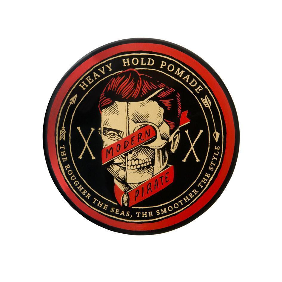 Modern Pirate Heavy Hold Pomade (Red)