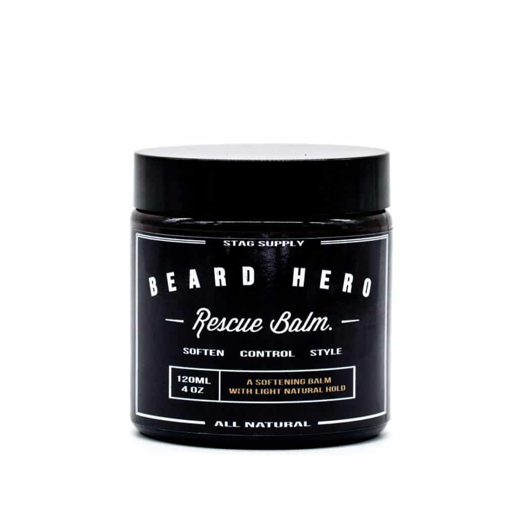 Stag Supply Beard Hero Rescue Balm 120ml